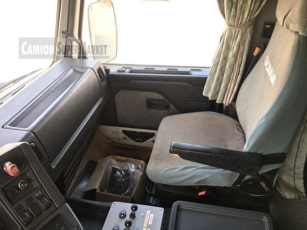 Scania P113H380 Usato 1996