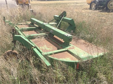 Hay And Forage Equipment Auction Results In Texas - 2483 Listings