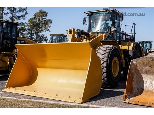 2015 Caterpillar 966M - Heavy Machinery for Sale
