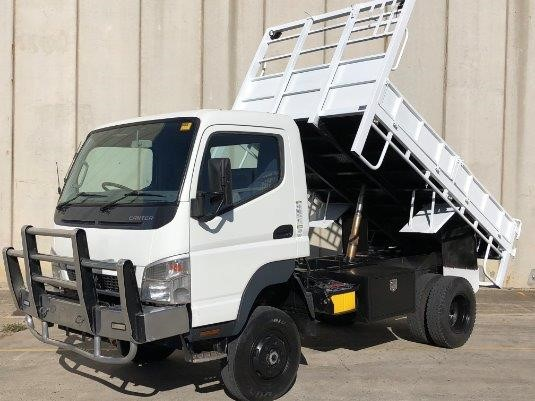2010 Mitsubishi Canter 4x4 - Wrecking for Sale