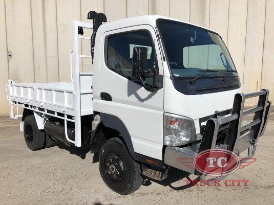 2010 Mitsubishi Canter 4x4 Truck City - Trucks for Sale