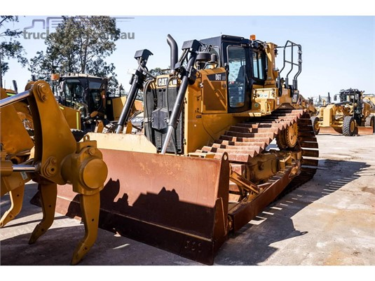2015 Caterpillar D6T LGP - Heavy Machinery for Sale
