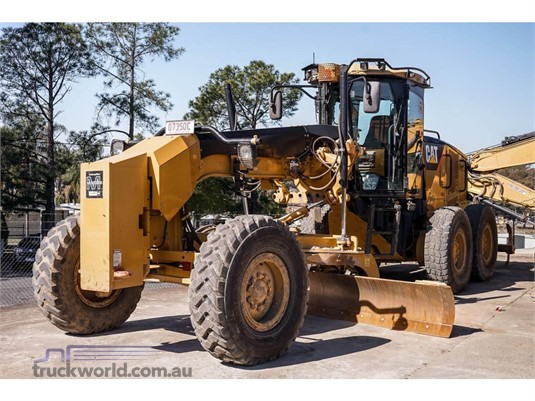 2012 Caterpillar 12M Heavy Machinery for Sale