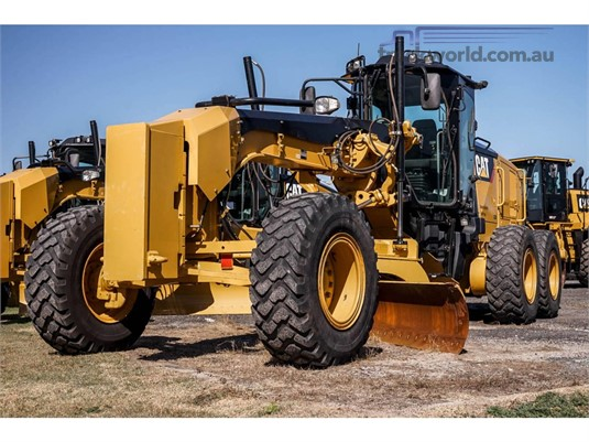 2013 Caterpillar 140M2 - Heavy Machinery for Sale
