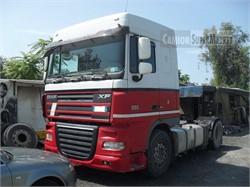 Daf Xf105.460  Uzywany