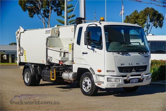 2012 Fuso Fighter 1024 - Truckworld.com.au - Trucks for Sale