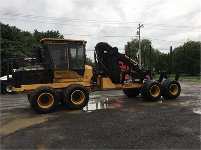 Forwarders Forestry Equipment For Sale By Burton's Logging