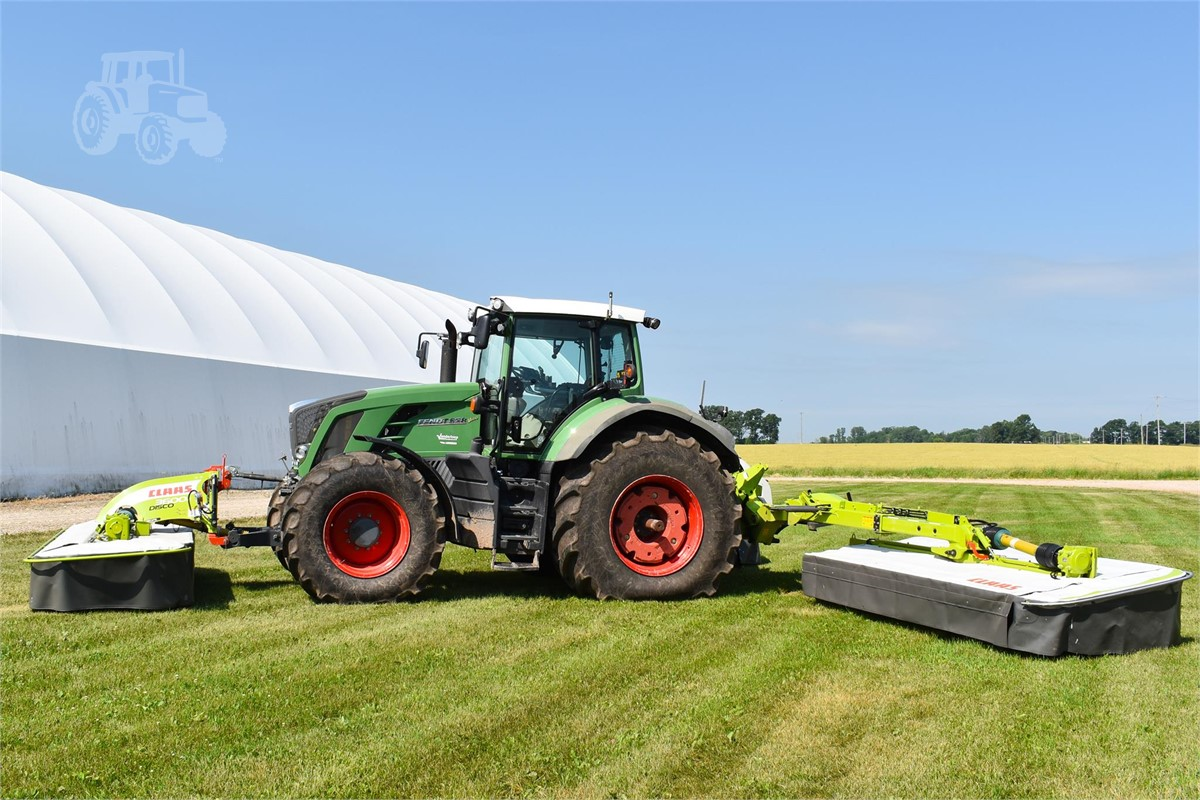 2018 CLAAS DISCO 1100 TREND For Sale In Brillion, Wisconsin