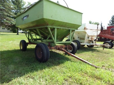 PARKER Gravity Wagons Auction Results - 123 Listings   AuctionTime