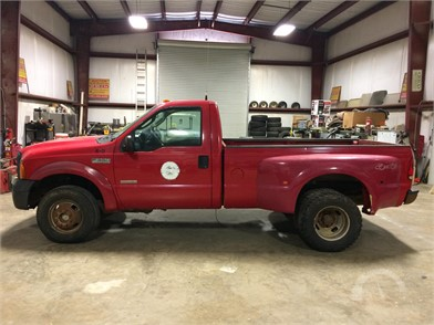 FORD 1 Ton Pickup Trucks 4WD Online Auction Results - 191