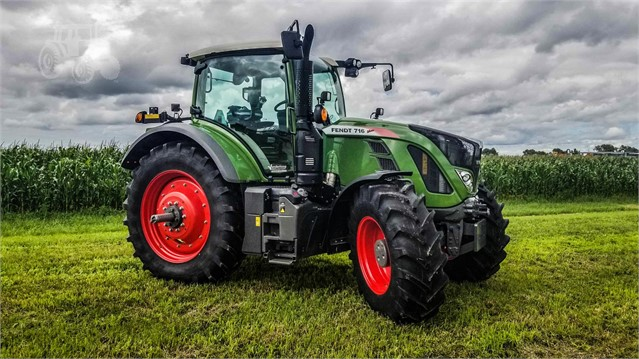 2018 FENDT 716 For Sale In Brillion, Wisconsin | www