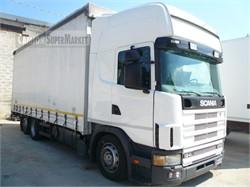 Scania P124l470
