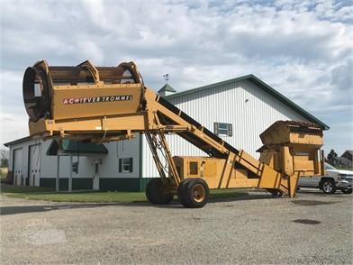 Screen Machine Achiever 511 For Sale In Pennsylvania - 1