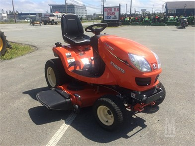 KUBOTA GR2120 For Sale - 16 Listings | MarketBook ca - Page 1 of 1