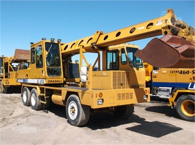 GRADALL XL4100 Auction Results - 91 Listings