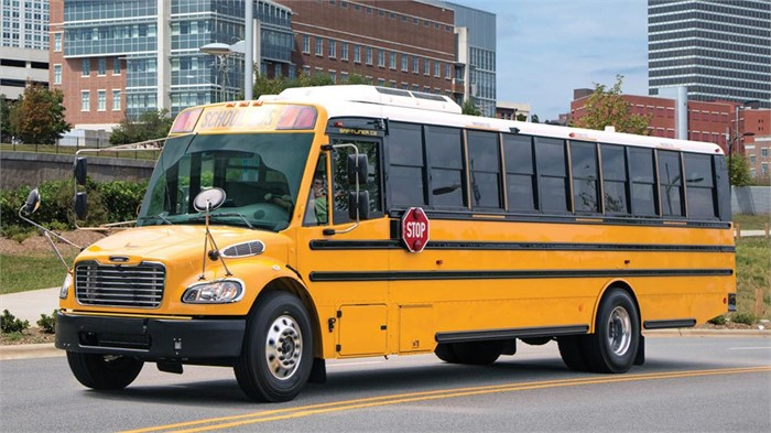 Thomas Built Buses >> Thomas Built Buses Now Taking Orders For Detroit Dd8 Dd5 Engines