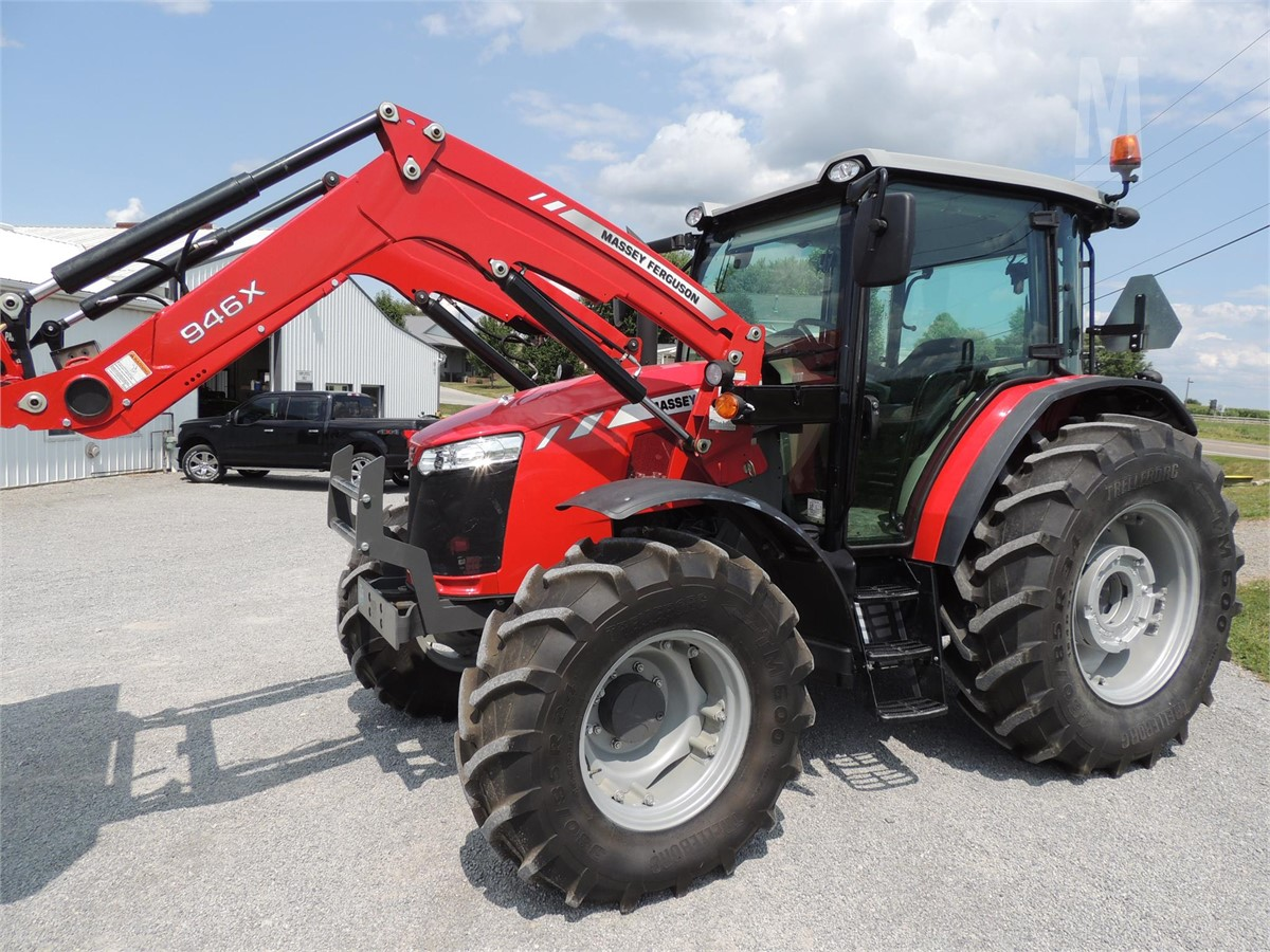2017 MASSEY-FERGUSON 5711 For Sale In Dundee, Ohio