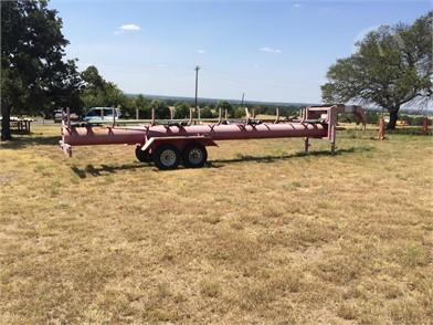 Oil Field Trailers Auction Results - 17 Listings