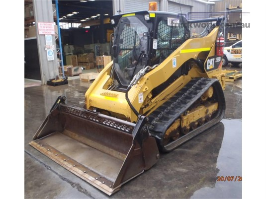 2013 Caterpillar 299D - Heavy Machinery for Sale