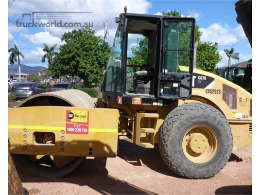 2012 Caterpillar CS76 - Truckworld.com.au - Heavy Machinery for Sale