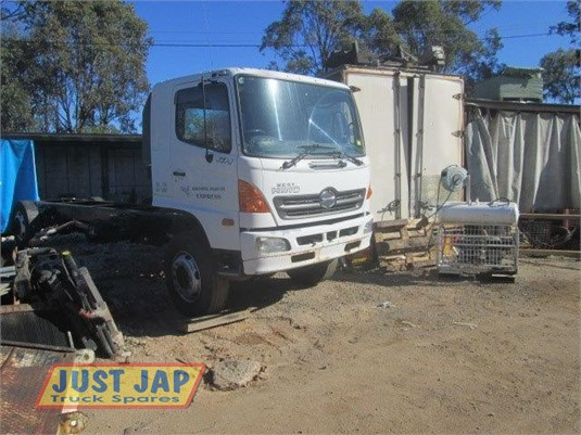2004 Hino GH1J Just Jap Truck Spares - Trucks for Sale