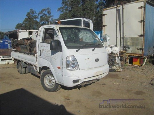 2011 Kia K2900 - Trucks for Sale