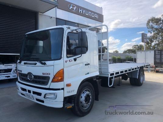 2008 Hino 500 Series FG Trucks for Sale