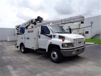 GMC Topkick C5500 Trucks Auction Results In Florida - 31 Listings