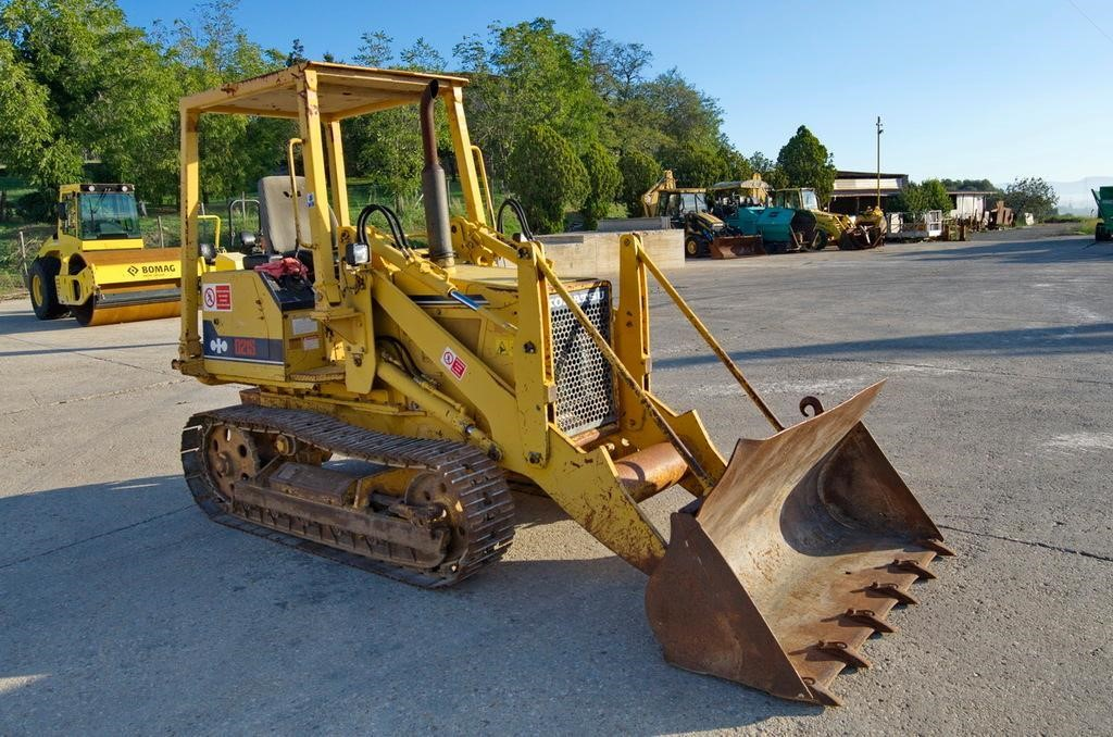 bulldozer /ruspe apripista trattori komatsu Img
