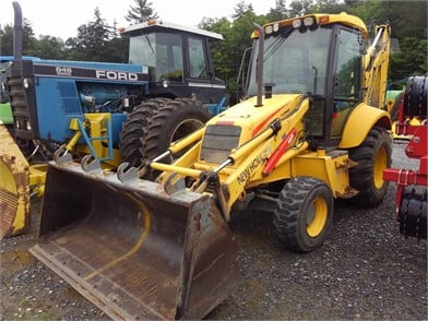 NEW HOLLAND LB75 For Sale - 20 Listings | MachineryTrader.com - Page on