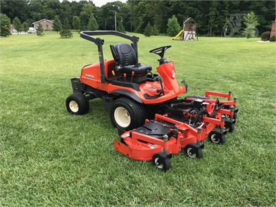 KUBOTA Riding Lawn Mowers For Sale In Franklin, Indiana - 18