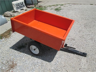 5e588bbf4a8 Mower Cart Outdoors Auction Results - 1 Listings | MarketBook.bz ...