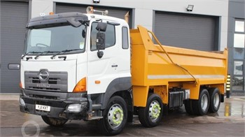 Used HINO 700 Trucks for sale in the United Kingdom - 48