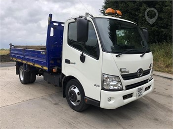 Used HINO Trucks for sale in the United Kingdom - 69