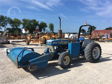 FORD 3910 Online Auction Results - 9 Listings | AuctionTime