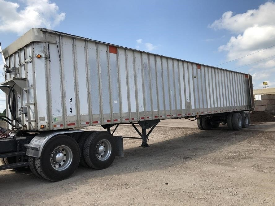 1997 IMCO 49FT. WALKING FLOOR TRAILER