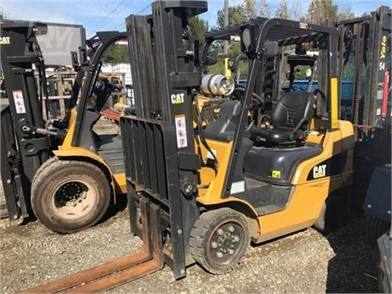 CATERPILLAR Cushion Tire Forklifts For Rent - 119 Listings