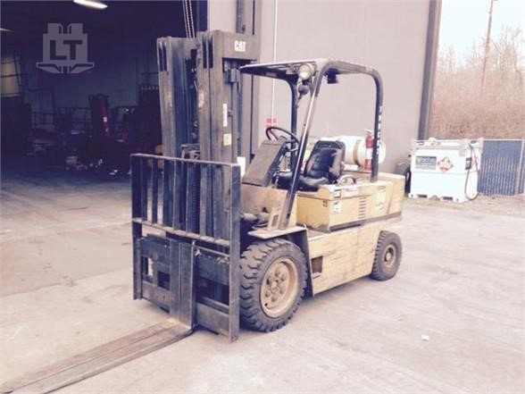 CATERPILLAR VC60 Forklifts For Sale - 7 Listings