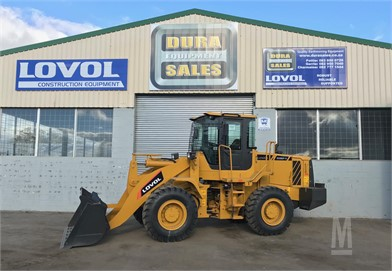 LOVOL Wheel Loaders For Sale - 12 Listings | MarketBook co