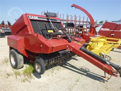 CASE IH Round Balers Auction Results - 117 Listings