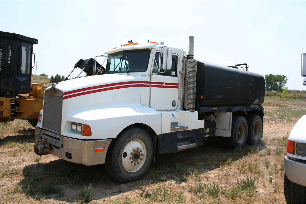 1986 KENWORTH T600 For Sale In Whitewater, Colorado