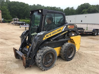 NEW HOLLAND L218 Auction Results - 125 Listings