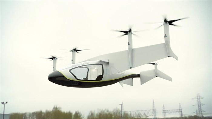 Jet Engine Manufacturer Rolls-Royce Unveils EVTOL Concept