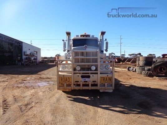 2010 Kenworth C508 5th Wheel Hitch, Mine Spec Truck, 8x6 Truckworld