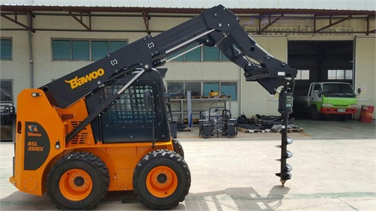 2018 Bawoo BSL350EX - Heavy Machinery for Sale