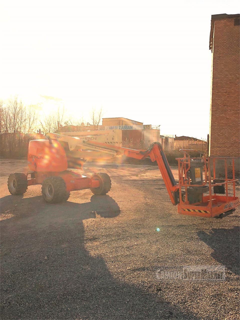 JLG 510AJ Usato 2013 Emilia-Romagna