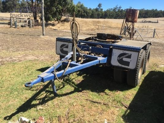 1992 Unknown Trailer Dolly - Trailers for Sale