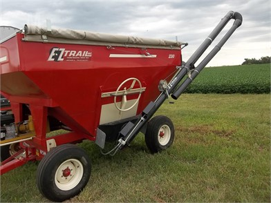 E-Z Trail Gravity Wagons Auction Results - 20 Listings