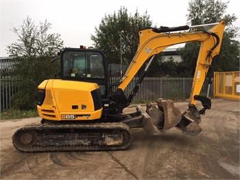 Used JCB Excavators for sale in the United Kingdom - 320 Listings