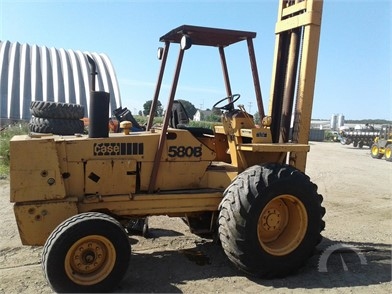 CASE Forklifts Lifts Auction Results - 33 Listings